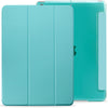 iPad 10.2 2019/2020 ( 7th & 8th Generation ) Case See Through Transparent Dual Cover - Mint Green