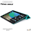iPad Pro 12.9 Case 4th Generation 2020 - Dual Hybrid See Through Series - Supports Pencil Charging - Green