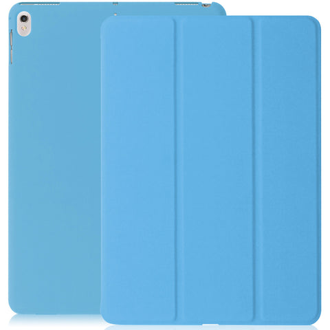 Dual Case Cover For Apple iPad Pro 10.5 Inch Super Slim With Smart Feature - Blue