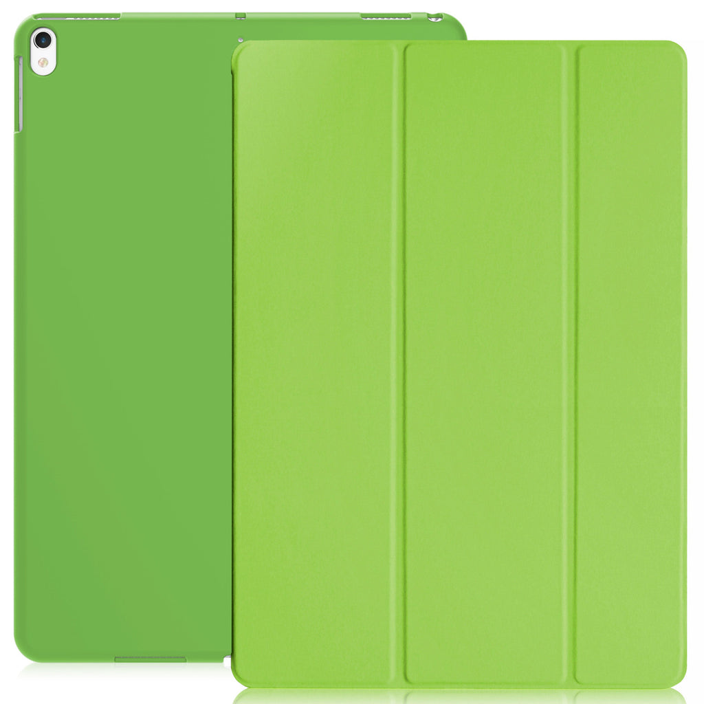 Dual Case Cover For Apple iPad Pro 10.5 Super Slim With Smart Feature - Green