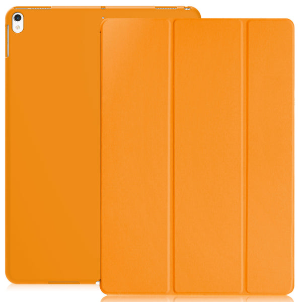 Dual Case Cover For Apple iPad Air 3 ( 2019 ) Inch Super Slim With Smart Feature - Orange