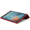 Dual Case Cover For Apple iPad Air 3 ( 2019 ) Super Slim With Smart Feature - Red