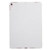 Dual Case Cover For Apple iPad Air 3 ( 2019 ) Super Slim With Smart Feature - White