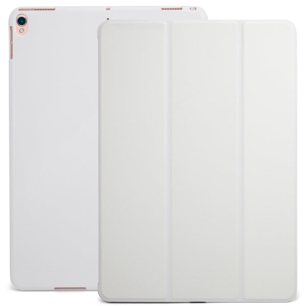 Dual Case Cover For Apple iPad Pro 10.5 Inches Super Slim With Smart Feature - White
