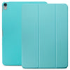 Dual Case Cover For Apple iPad Pro 11 Inch Super Slim With Rubberized Back & Smart Feature - Mint Green