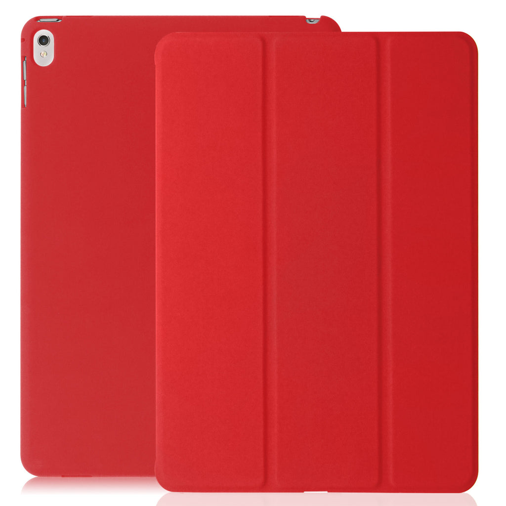 Khomo Dual Red Slim Cover For Apple iPad Pro 9.7