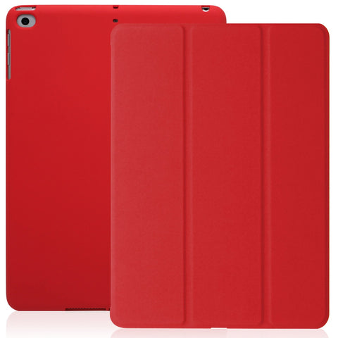 Dual Case Cover For Apple iPad 9.7 (2017 & 2018) - Red