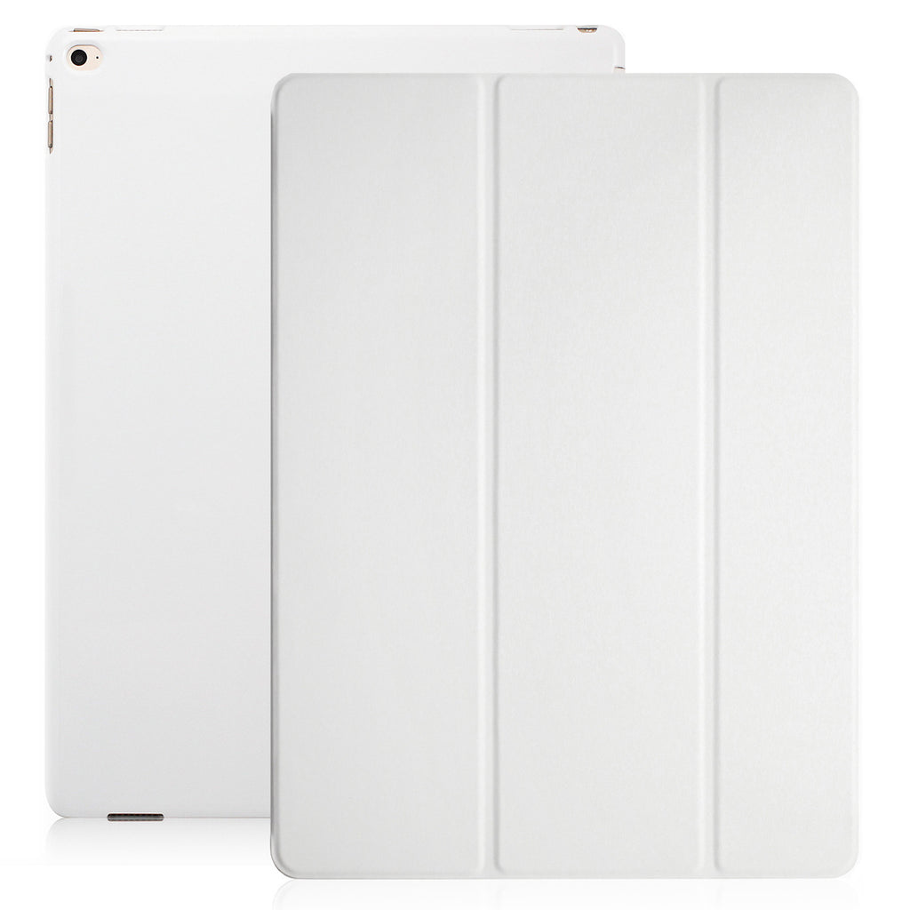 Khomo Dual White iPad Pro Super Slim Cover 12.9