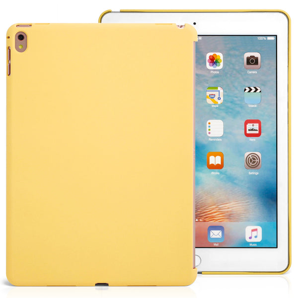 Apple iPad Pro 9.7 Inch Cover - Companion Case Yellow