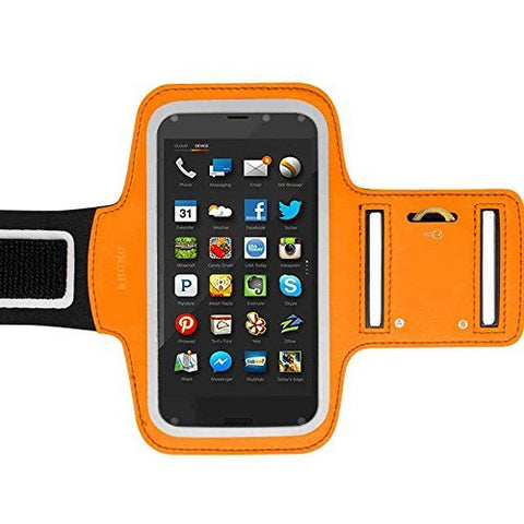 Sports Armband Case For Amazon Fire Phone - Orange