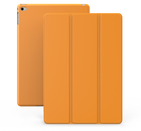 Dual Case For iPad Air 2 - Orange