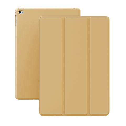 Dual Case With See-Through Back For Apple iPad Air 2 - Gold
