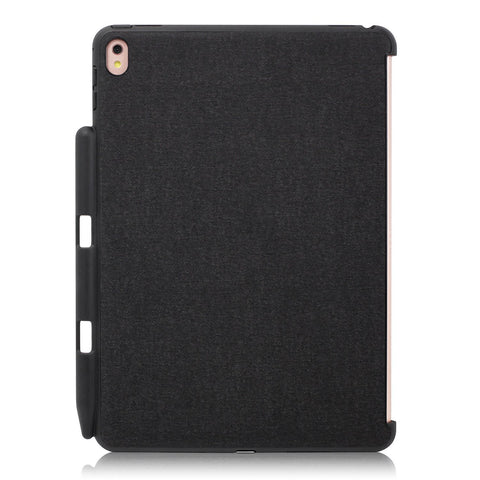 Apple iPad Pro 12.9 Inch Black Cover - Companion Case With Pen holder
