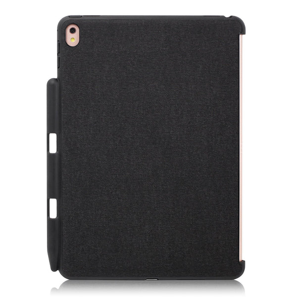 Khomo iPad Pro 9.7 Inch Stone Color Cover - Companion Case With Pen holder