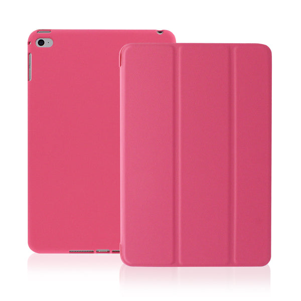 Dual Case For iPad Mini 4 Dark Pink