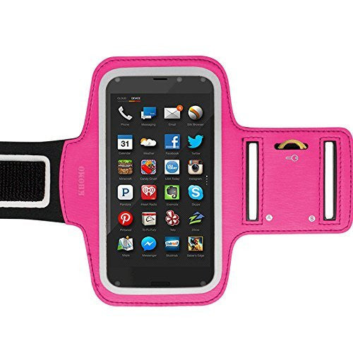 Sports Armband For iPhone 6 4.7 - Pink