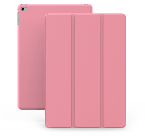 Dual Case With See-Through Back For Apple iPad Air 2 - Pink