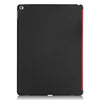 Khomo Dual Red/Black iPad Pro Super Slim Cover 12.9