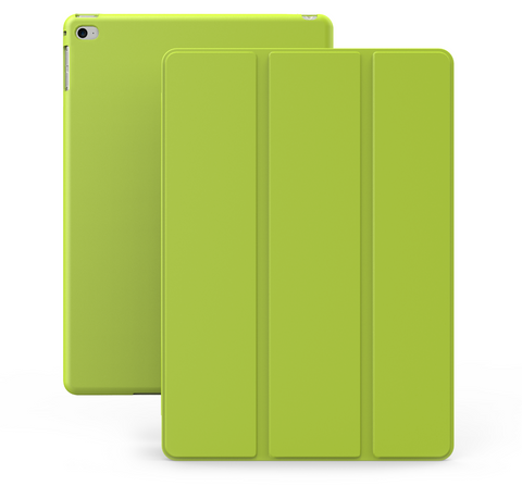Dual Case Cover For iPad 9.7 (2017 & 2018) - Green