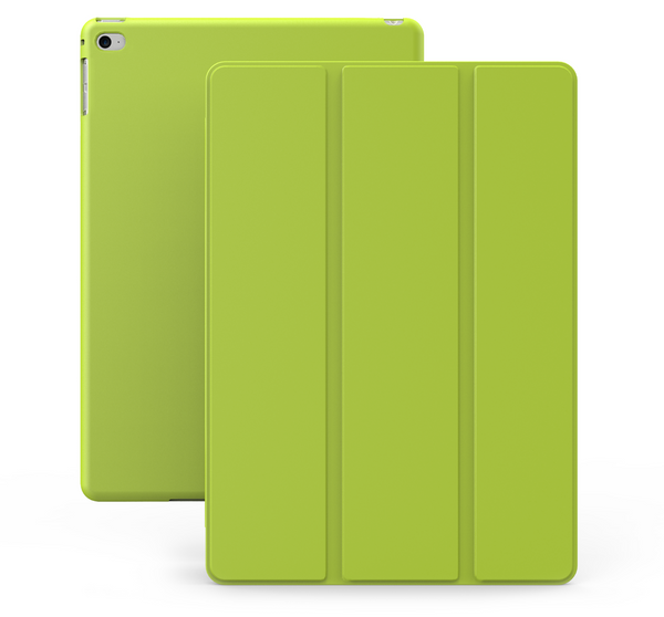 Dual Case For iPad Air 2 - Green