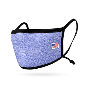 Made in USA Face Mask Adults and Kids Adjustable Ear Filter Pocket Washable Reusable 2 Layer Masks Cotton Cloth Filter Pocket