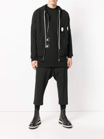 Rick owens DRKSHDW men collection.