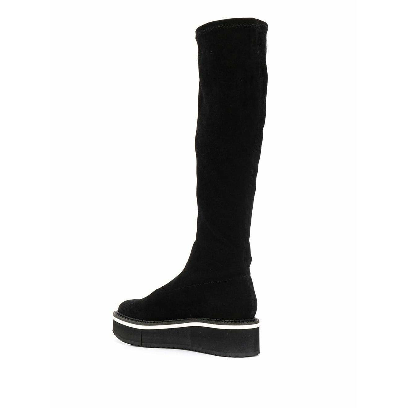 Anastasia Boutique Platform knee high boots