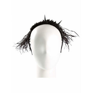 Barbara Bologna Accessories One Size / Black Hair band
