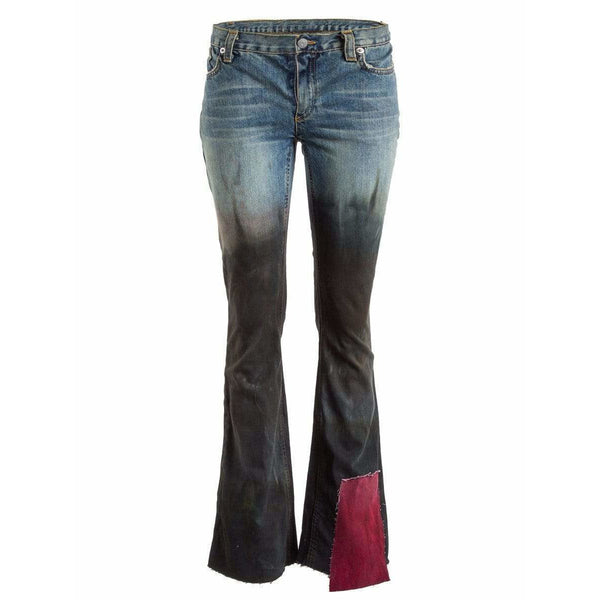 Case Study Womens Pants Flare Jeans