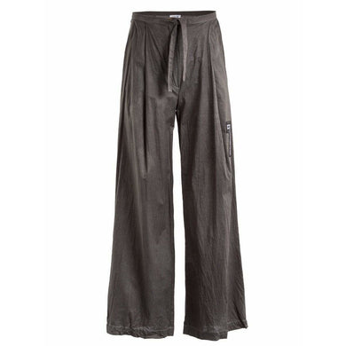 Case Study Womens Pants Small / Stone Grey Drawstring Pants