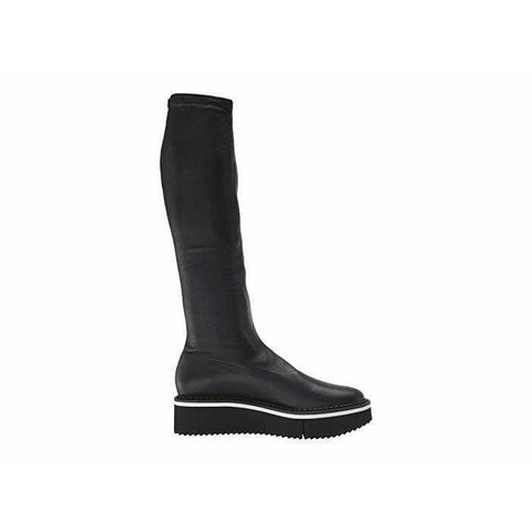 Platform knee high boots boots CLERGERIE