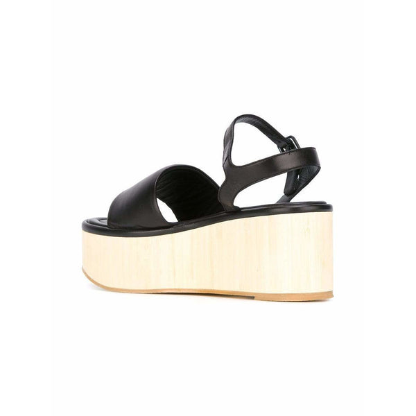CLERGERIE Womens Shoes Flap Sandals