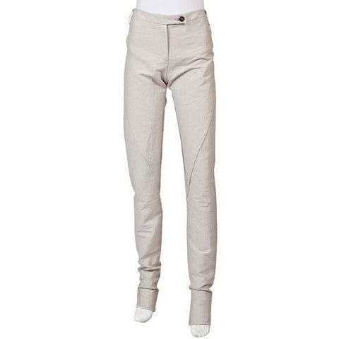 Damir Doma Womens Pants Tapered Linen Pants