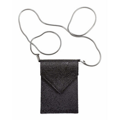 Gareth Pugh bag neck wallet bag
