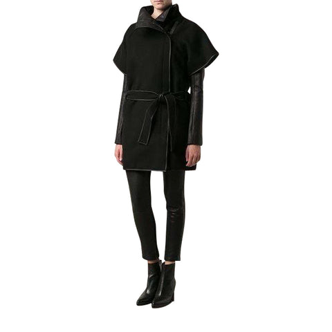 Gareth Pugh Womens Jackets + Coats Coat