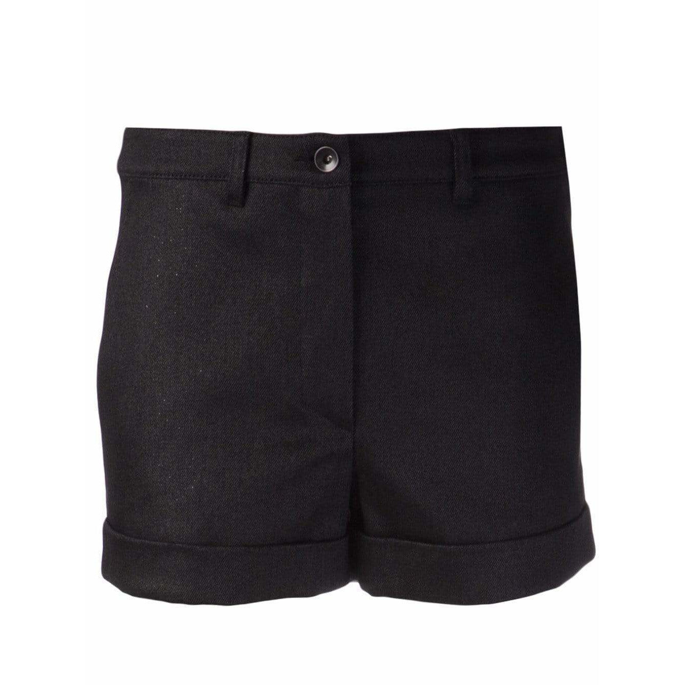 Gareth Pugh Womens Shorts 44 / Black Shorts