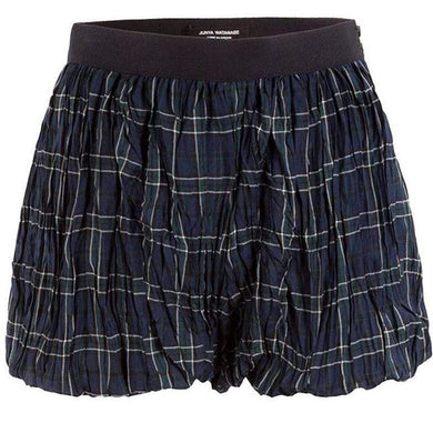 Junya Watanabe Womens Shorts Medium / Green Plaid Plaid Shorts