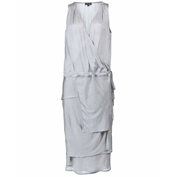 Kris Van Assche Dresses Grey / FR 36 Panel Dress