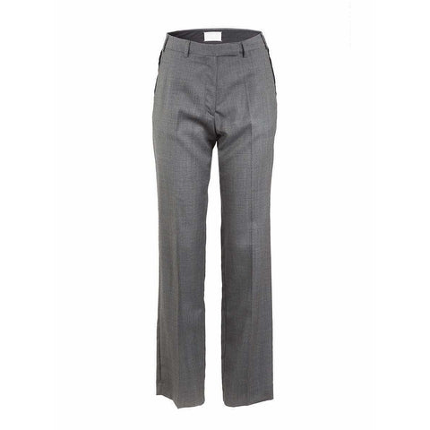 Maison Martin Margiela Womens Pants 42 / Grey High Waist pants