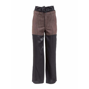 Maison Martin Margiela Womens Pants Brown / S vintage pants