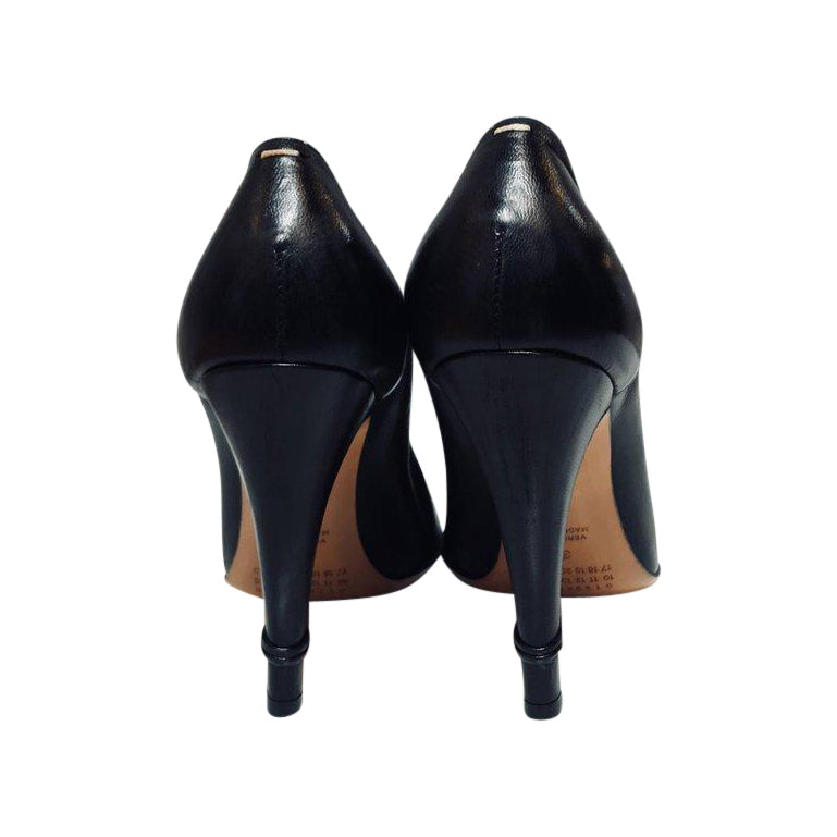 Maison Martin Margiela Womens Shoes 39 / Black vintage Pumps
