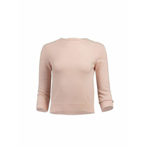 Maison Martin Margiela Womens Tops Small / Pink short sweater