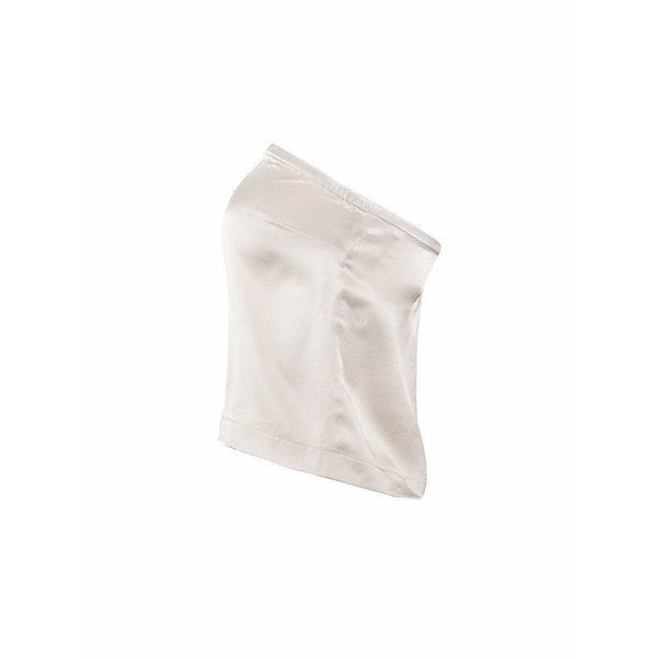 Maison Martin Margiela Womens Tops Small / White Tube Top