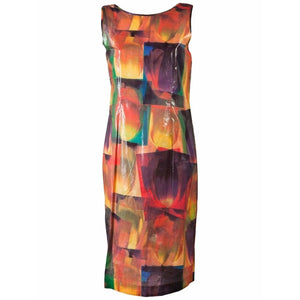 Matsuda Vintage Dresses Multi / IT 40 Shift Dress