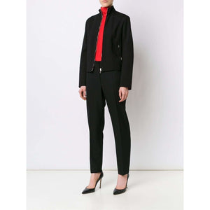 Nina Ricci Womens Pants Slim Fit Trousers