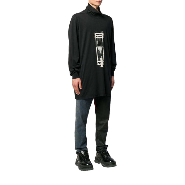 Rick Owens DRKHDW MEN long sleeves T-Shirt Long sleeves Surf T-shirt