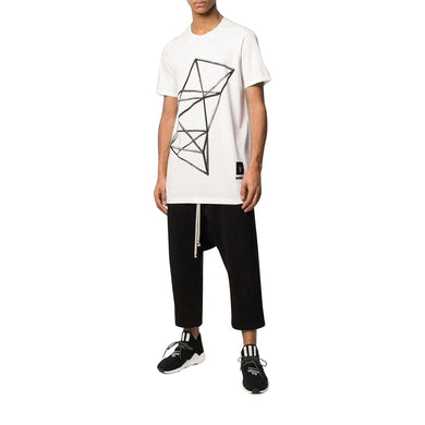 graphic T-Shirt Mens Top Rick Owens DRKSHDW