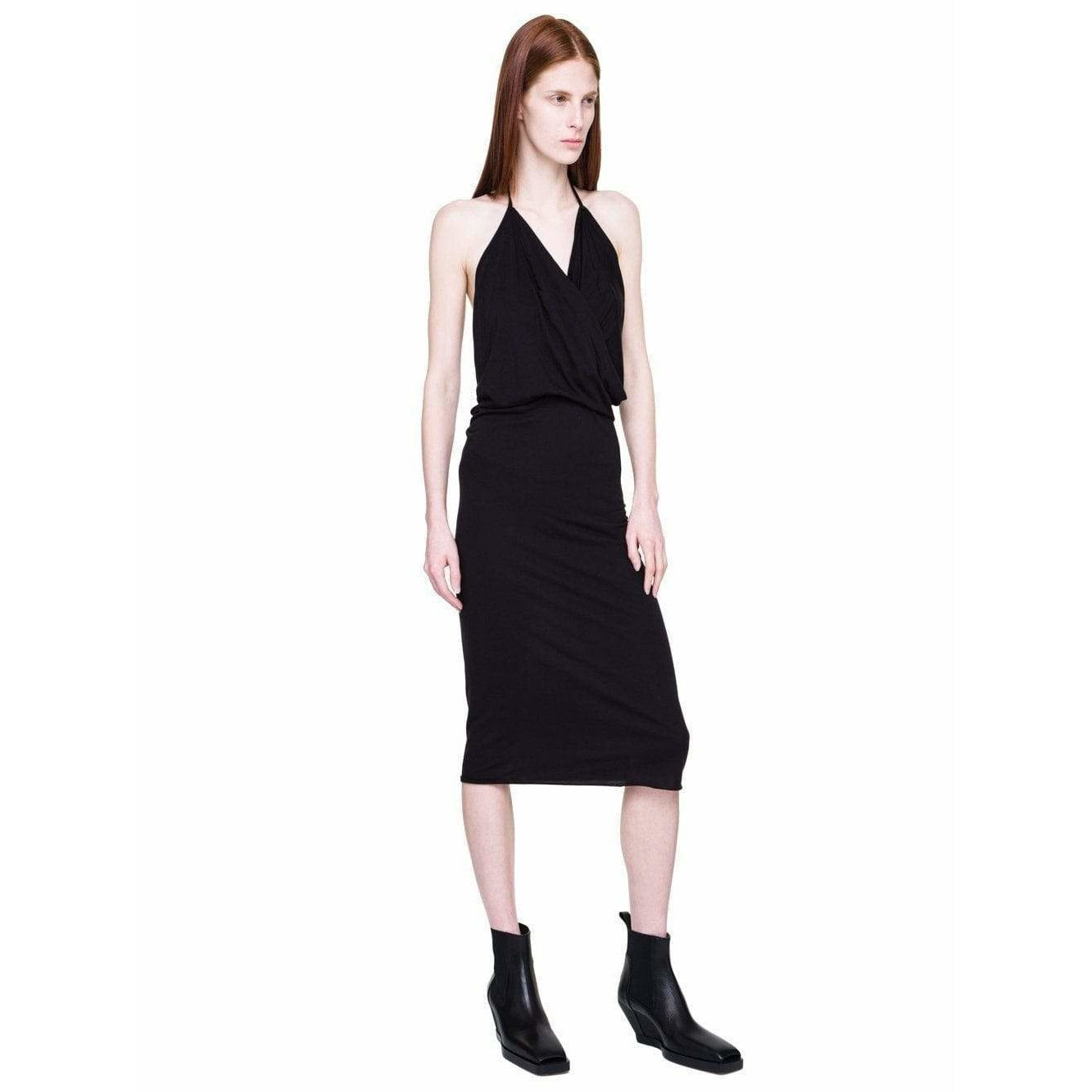 Rick Owens Lilies Dresses Halter Dress