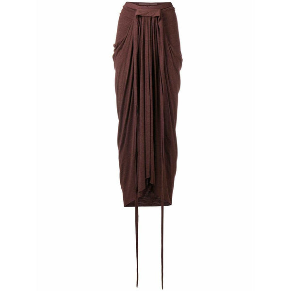 Rick Owens Lilies Skirts Waterfall Skirt