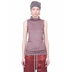 Rick Owens Lilies Women Top Sleeveless top